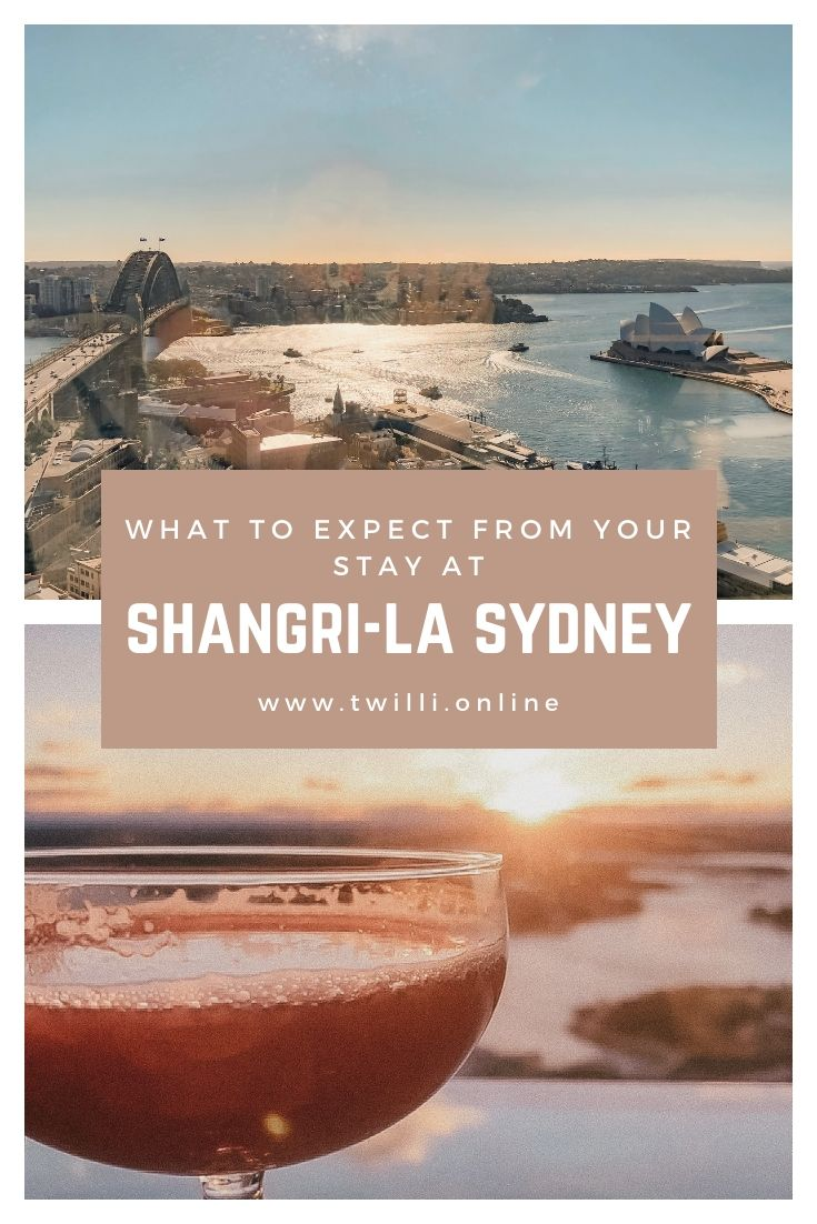 What to expect from your stay at Shangri-La Sydney