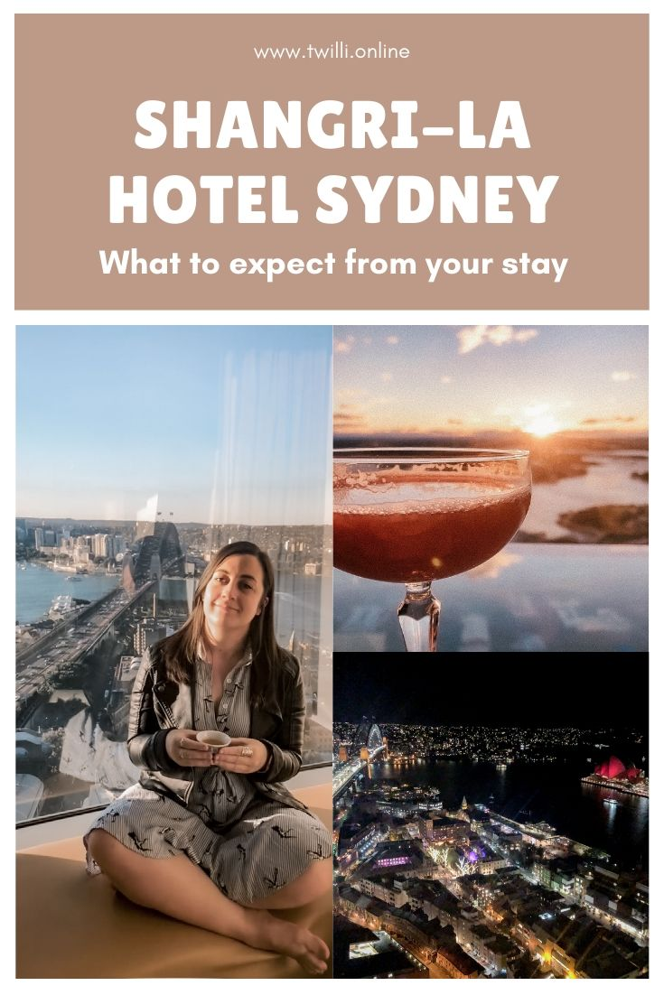 Shangri-La Hotel Sydney - What to expect from your stay