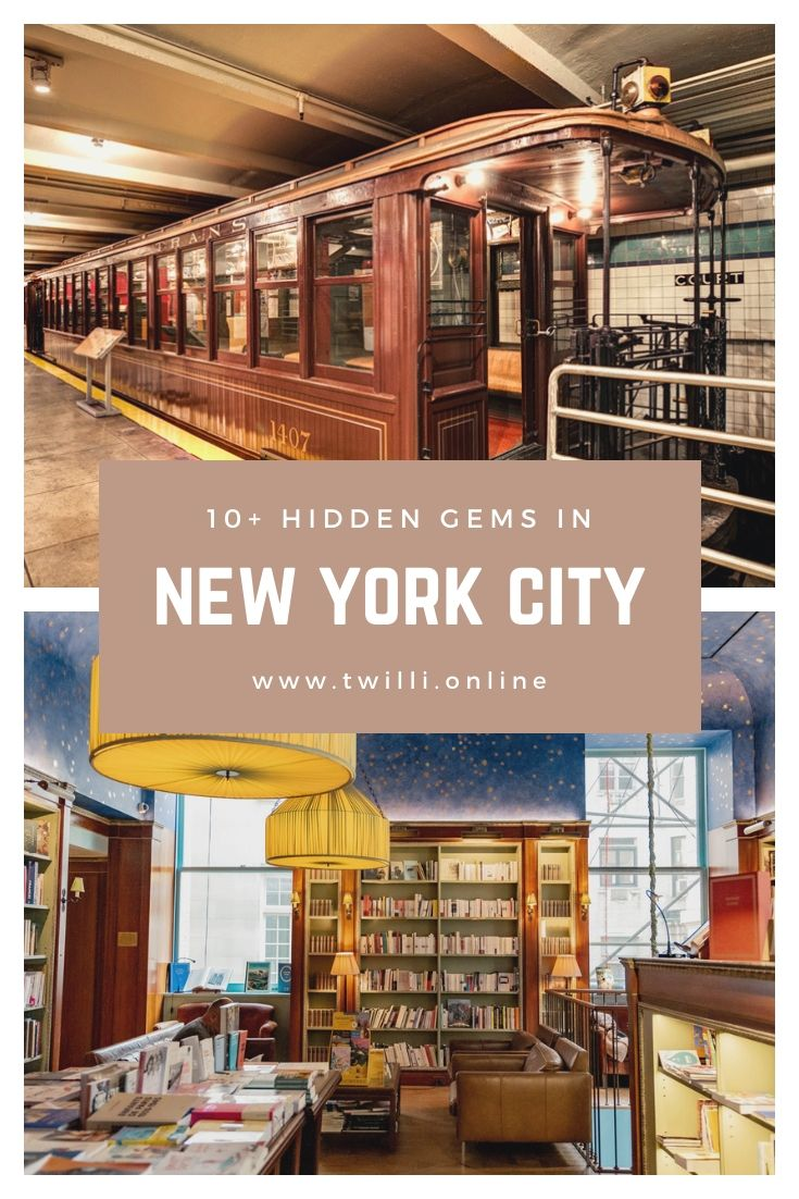 10 Hidden gems in New York City