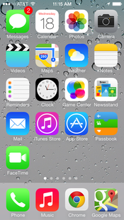 Apple iOS 7: Visual Tour