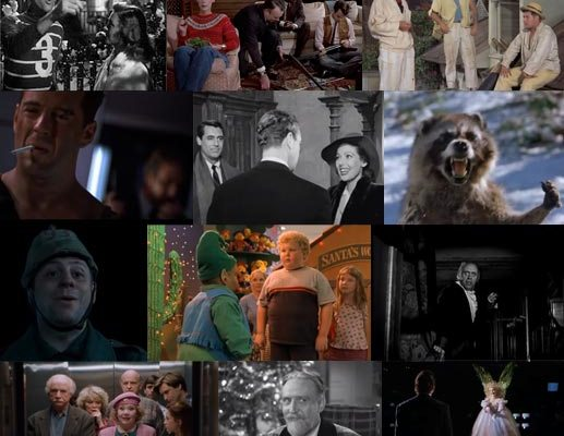 12 Movies for  Christmas