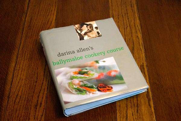 darina allen cookery book
