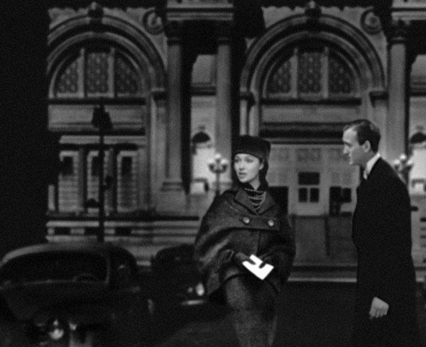 Margaret Lockwood and David Niven