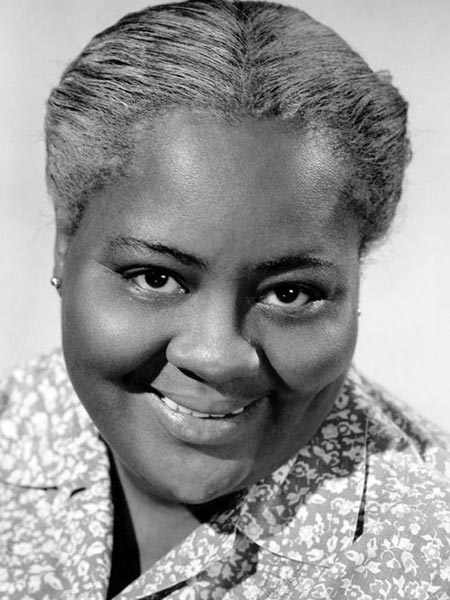 Louise Beavers playing Mrs Dubray