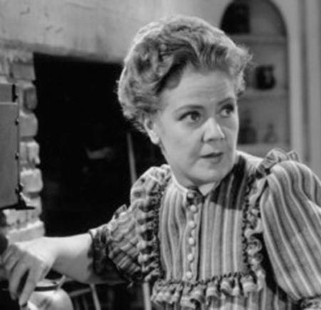 Spring Byington as Mrs Mitchell