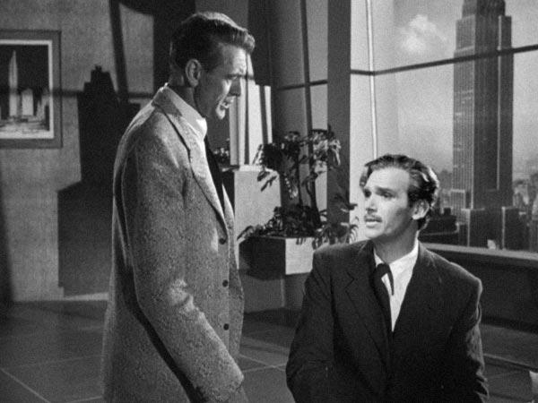 Gary Cooper and Douglas Fairbanks Jr