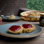 Vegan Wholemeal Scones