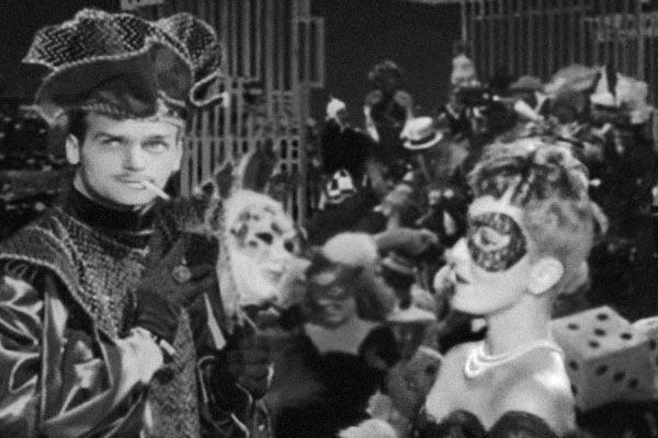 Douglas Fairbanks Jr and Jean Arthur