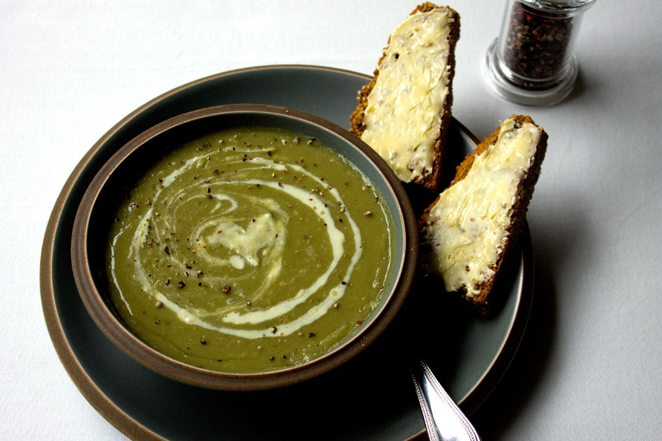 Marrowfat Pea Soup