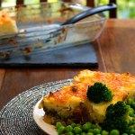 Twimii Vegetarian Shepherd's Pie