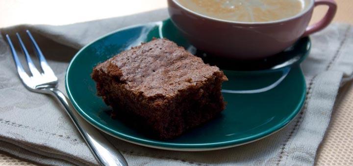 Gluten-free Mocha Brownies