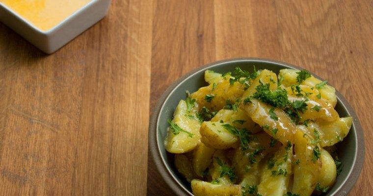Lemon Garlic Butter