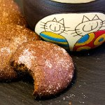 Gluten-free Chocolate Gingernuts