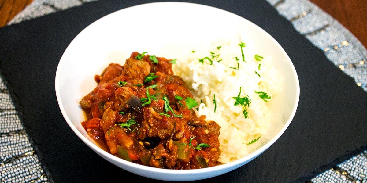 Levantine Lamb Stew