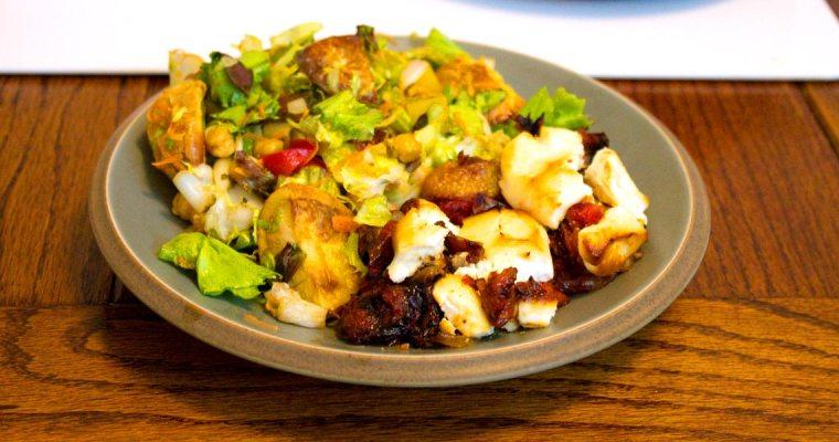 Half-Baked Salad