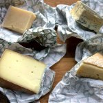 A SMALL SELECTION OF VEGETARIAN CHEESES