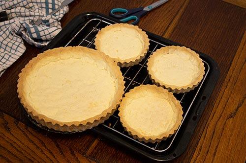 Gluten-Free Sweet Shortcrust Pastry