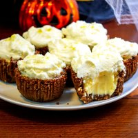 Scarily Tangy Mini Key Lime Pies