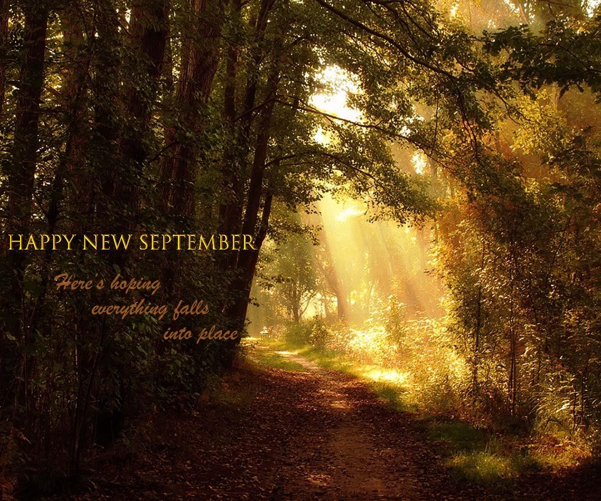 Happy September New Year