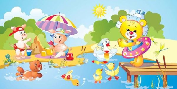 Как провел лето детские рисунки: Картинки рисунков на тему ...
