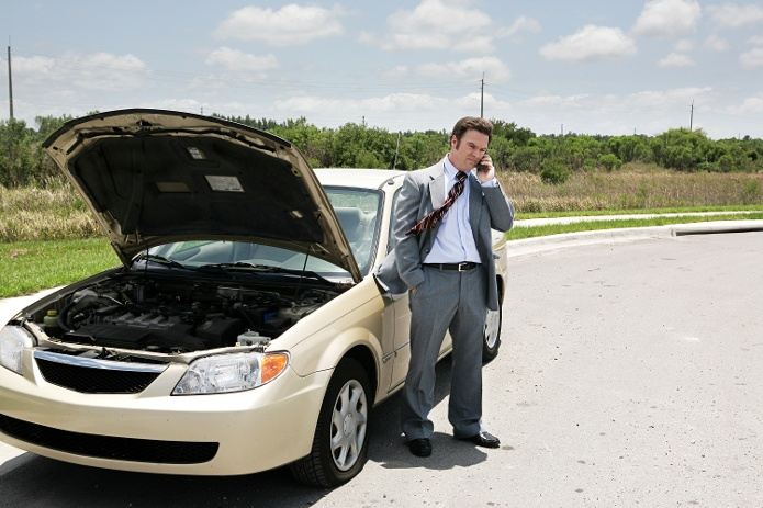 Car Vibrates When Idle