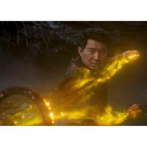 Simu Liu Signed Shang-Shi Image #7