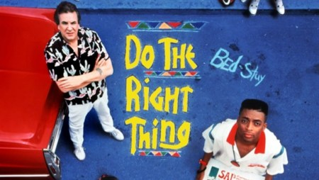 Do the Right Thing promotional art
