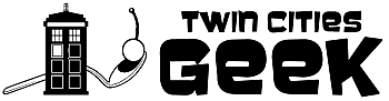 Twin Cities Geek Logo