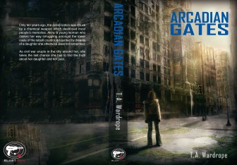 Arcadian Gates book cover.