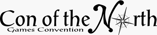 Image result for con of the north logo
