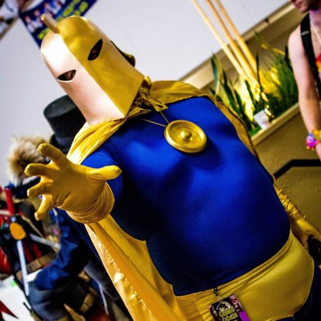 JP as Doctor Fate