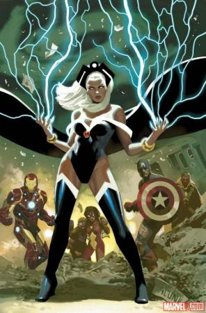 Storm and Avengers