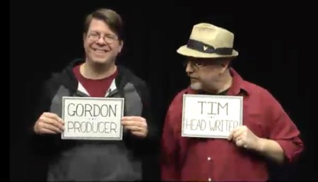 Tim Wick and Gordon Smuder