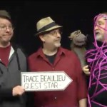 "The rats ""welcome"" Trace Bealieu (MST3K) to Vermin."