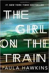 The Girl on the Train book cover