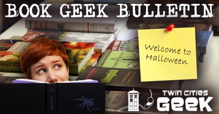 Book Geek Bulletin header