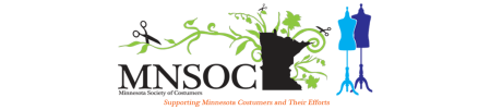 Minnesota Society of Costumers logo