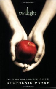 Twilight book 1 cover