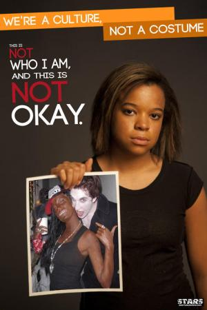 A poster campaign started by students at Ohio University.