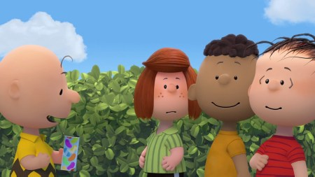 Oh Look! It's Charlie Brown, Peppermint Patty, That Smelly Kid and What's His Face!