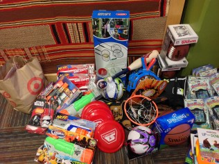 Toy Drive Donations 5