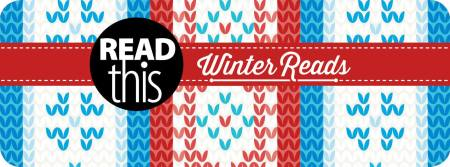 "Winter Reads graphic with the tagline ""Read This"""