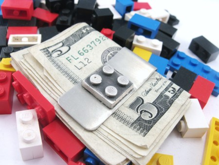 Legos and money