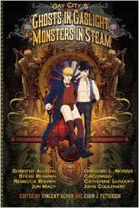 Ghosts in Gaslight, Monsters in Steam cover