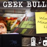 Book Geek Bulletin header: Wins for Minnesota Lit