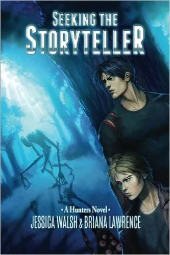 Seeking the Storyteller book cover