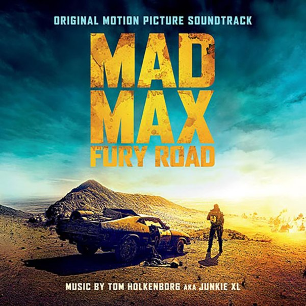 Mad Max Fury Road OST