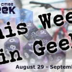 This Week in Geek (08/29/16-09/04/16)
