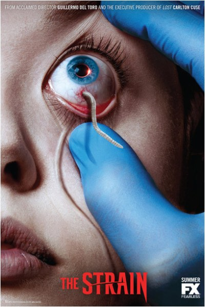 "The Strain shows how it's virus ""reproduces"""