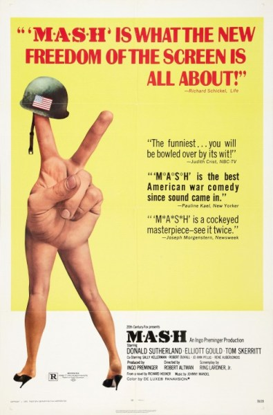 Lobby poster for M*A*S*H
